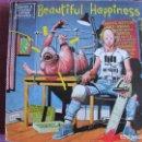 Discos de vinilo: LP - BEAUTIFUL HAPPINESS - VARIOS (ENGLAND, SOUNDS AND SHIGAKU 1988) CONTIENE ENCARTE. Lote 142593490