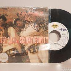 Discos de vinilo: MISTER MIXI & SKINNY SCOTTY.(SINGLE). Lote 142617942