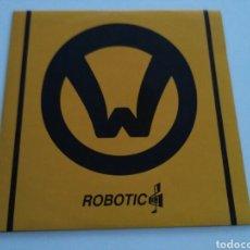 Discos de vinilo: ROBOTIC - WOSWAGEN (LP). Lote 142621345