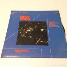 Discos de vinilo: FRANK CHACKSFIELD AND HIS ORCHESTRA-- NEW YORK . Lote 142625150
