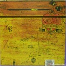 Discos de vinilo - Alice Cooper - School's Out - LP Edición española - 142598054