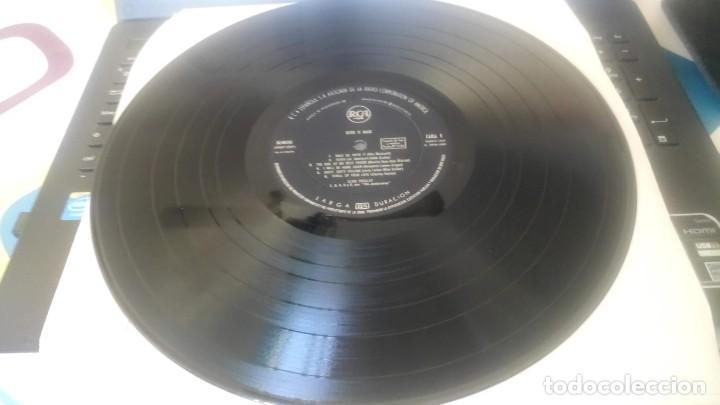 ELVIS PRESLEY - IS BACK - LP ESPAÑA 1960 VG (Música - Discos - LP Vinilo - Rock & Roll)