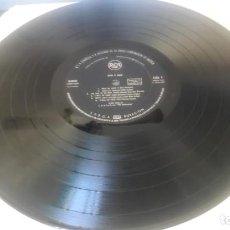 Discos de vinilo: ELVIS PRESLEY - IS BACK - LP ESPAÑA 1960 VG. Lote 142648562