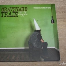 Discos de vinilo: GRAVEYARD TRAIN. TAKES ONE TO KNOW ONE.. Lote 142658226