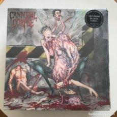 Discos de vinilo: CANNIBAL CORPSE - BLOODTHIRST (1999) - LP REEDICIÓN METAL BLADE 2018 NUEVO . Lote 142662014