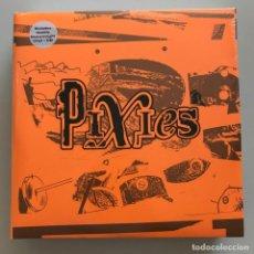 Discos de vinilo: PIXIES - INDIE CINDY - LP DOBLE + CD PIXIES 2013 NUEVO. Lote 142663722