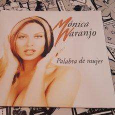 Discos de vinilo: MONICA NARANJO-PALABRA DE MUJER-LP. Lote 142677429