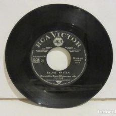 Dischi in vinile: SYLVIE VARTAN - EVERY LITTLE MOVE YOU MAKE - SINGLE - 1963 - FRANCE - VG. Lote 142684962