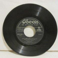 Discos de vinilo: CONJUNTO SANTA ANITA - MICAELA / YO SOY DE RIO +2 - EP - RARO - CHILE - VG. Lote 142685630