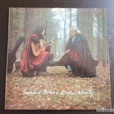 Discos de vinilo: SOLEDAD BRAVO - RAFEL ALBERTI - LP VINILO - CBS -1978. Lote 142687826