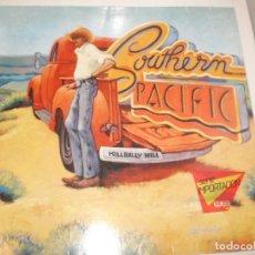 Discos de vinilo: LP SOUTHERN PACIFIC KILLBILLY HILL. WARNER 1986 GERMANY CON ENCARTE DE FOTO Y LETRAS (PROBADO Y BIEN. Lote 142690690