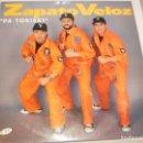 Discos de vinilo: LP ZAPATO VELOZ. PA TOKISKI. SMM 1993 SPAIN CON ENCARTE DE FOTOS Y LETRAS (PROBADO,BIEN, SEMINUEVO) . Lote 142692894