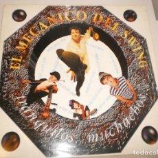 Discos de vinilo: LP EL MECÁNICO DEL SWING. TRANQUILOS MUCHACHOS SONO RECORDS 1991 SPAIN (PROBADO Y BIEN) . Lote 142694430