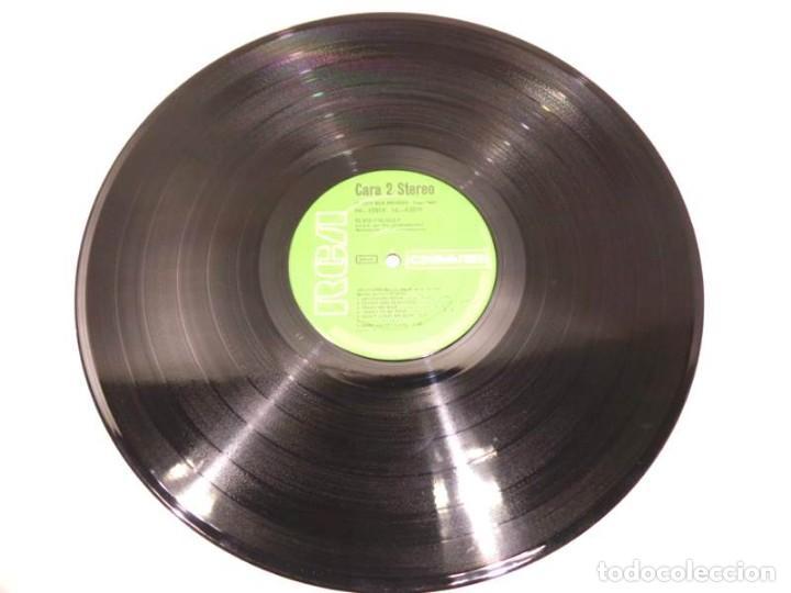 Discos de vinilo: LP ELVIS PRESLEY ORIGINAL SOUNDTRACK JAILHOUSE ROCK 1981 - Foto 2 - 142694658