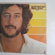 Discos de vinilo: JUAN PARDO - JUAN MUCHO MÁS JUAN (VINILO). Lote 142710842