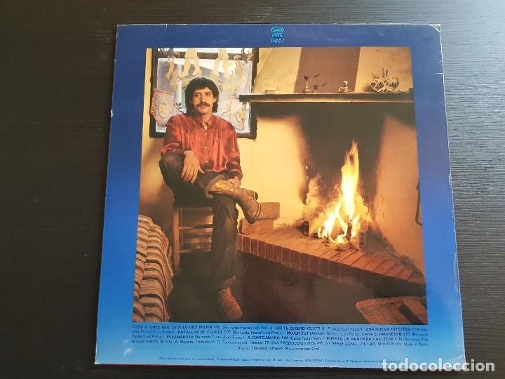 Discos de vinilo: LUIS PASTOR - AMANECER - LP VINILO - MOVIEPLAY - 1981 - Foto 2 - 142722302