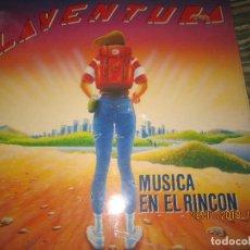Discos de vinilo: LAVENTURA - MUSICA EN EL RINCON LP - ORIGINAL ESPAÑOL - VIRIGIN 1991 CON FUNDA INT. ORIGINAL. Lote 142722390