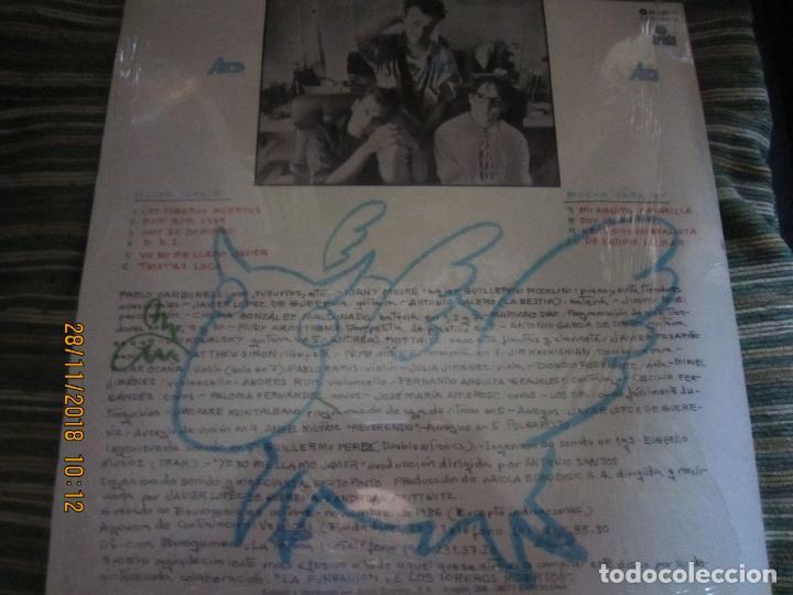 Vinyl-Schallplatten: LOS TOREROS MUERTOS - 30 AÑOS DE EXITOS LP - ORIGINAL ESPAÑOL - ARIOLA 1986 - MUY NUEVO(5) - Foto 2 - 142725174