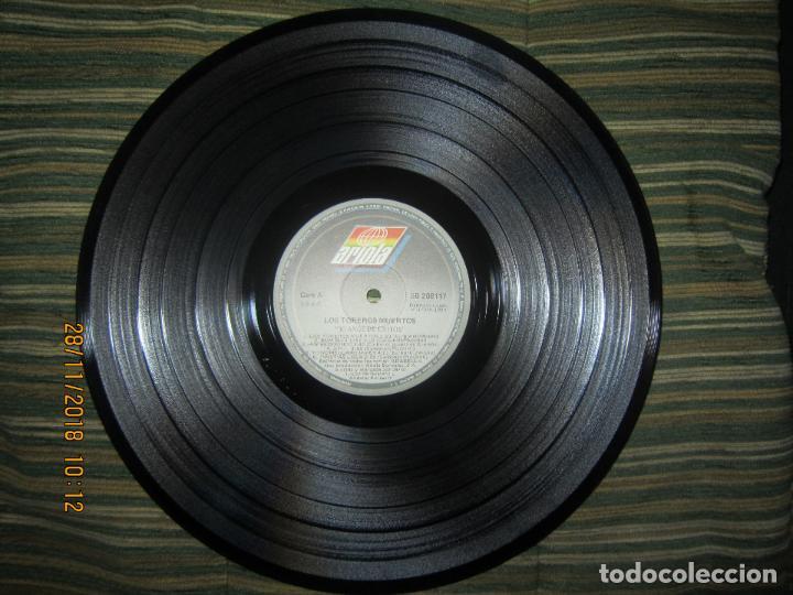 Vinyl-Schallplatten: LOS TOREROS MUERTOS - 30 AÑOS DE EXITOS LP - ORIGINAL ESPAÑOL - ARIOLA 1986 - MUY NUEVO(5) - Foto 3 - 142725174