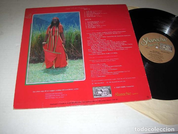 Discos de vinilo: rita marley - Who Feels It Knows It 1982 - 1º lp !! bob marley, reggae collectors, edt usa, todo exc - Foto 2 - 142733590