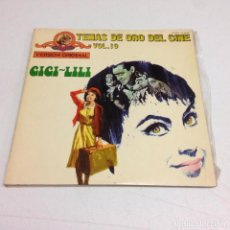 Discos de vinil: GIGI-LILI--SOUNDTRACK. Lote 142736198