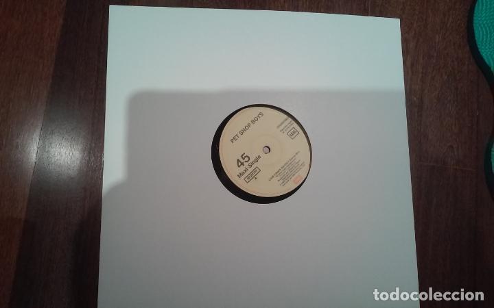 PET SHOP BOYS-LOVE COMES QUICKLY.MAXI ESPAÑA (Música - Discos de Vinilo - Maxi Singles - Pop - Rock - New Wave Extranjero de los 80)