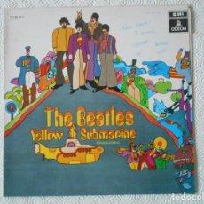 Discos de vinilo: THE BEATLES. YELLOW SUBMARINE. LP CON 13 CANCIONES.. Lote 142745502