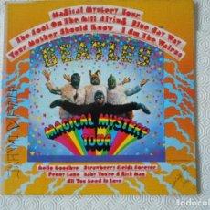 Discos de vinilo: THE BEATLES. MAGICAL MYSTERY TOUR. LP CON 11 CANCIONES.. Lote 142745818