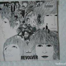 Discos de vinilo: THE BEATLES. REVOLVER. LP CON 14 CANCIONES. . Lote 142746406