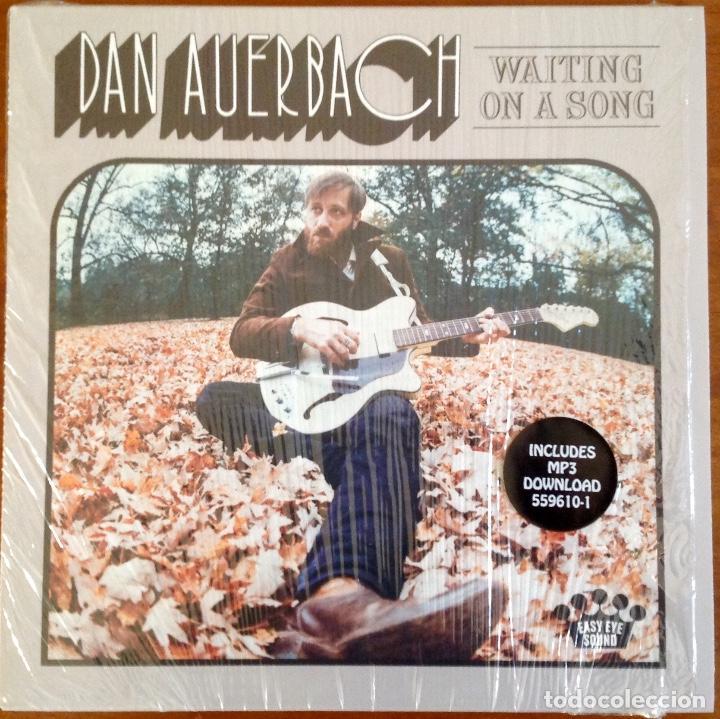 DAN AUERBACH - WAITING ON A SONG (Música - Discos - LP Vinilo - Pop - Rock Extranjero de los 90 a la actualidad)