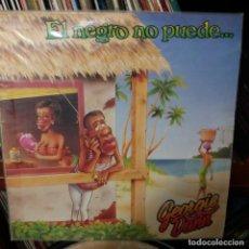 Discos de vinilo: GEORGIE DANN - EL NEGRO NO PUEDE.... Lote 142768010