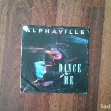 Discos de vinilo: ALPHAVILLE-DANCE WITH ME. Lote 142768874
