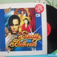 Discos de vinilo: STRICTLY BALLROOM LP B.S.O. ESPAÑA 1992. Lote 142770890