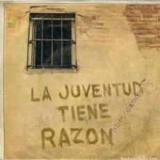 Dischi in vinile: MANOLO DIAZ / LA JUVENTUD TIENE RAZON (SINGLE 1969). Lote 142787850
