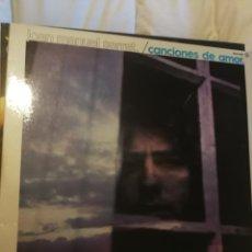 Discos de vinilo: JUAN MANUEL SERRAT LP CANCIONES DE AMOR. Lote 142790494