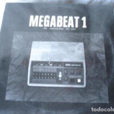 Discos de vinilo: MEGABEAT ? MEGABEAT 1 . Lote 142794542