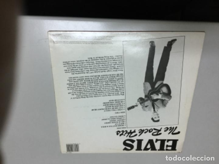 Discos de vinilo: Elvis Presley - the rock hits - UK - Foto 2 - 142799262