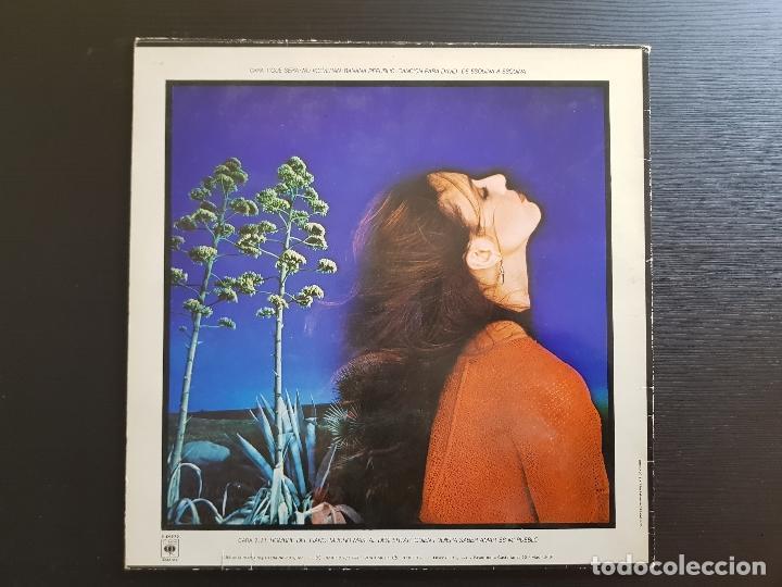 Discos de vinilo: ANA BELEN - CON LAS MANOS LLENAS - LP VINILO - CBS - 1980 - Foto 2 - 142805330