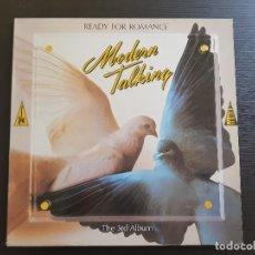 Discos de vinilo: MODERN TALKING - READY FOR ROMANCE - LP VINILO - ARIOLA - 1986. Lote 142806514