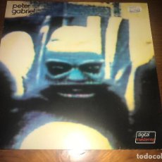 Discos de vinilo: PETER GABRIEL – PETER GABRIEL SELLO: CHARISMA – 6302 201 FORMATO: VINYL, LP, ALBUM . Lote 142810598