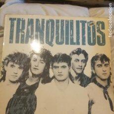 Discos de vinilo: TRANQUILITOS. PALMITAS. TWINS 1989 LP UNICO EN TC. Lote 142817234