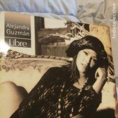 Discos de vinilo: ALEJANDRA GUZMAN- LIBRE.LP ESPAÑA. Lote 142819094