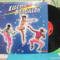 Discos de vinilo: ELECTRIC BOOGALOO. OLLIE E. BROWN. BANDA SONORA PEPETO. Lote 149958676