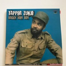Discos de vinilo: TAPPER ZUKIE - RAGGY JOEY BOY (1982) - LP REEDICIÓN KINGSTON SOUNDS 2010 NUEVO. Lote 183376060