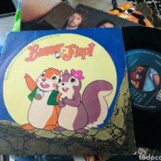 Discos de vinilo: BANNER Y FLAPI SINGLE B.S.O. ESPAÑA 1979. Lote 142855412