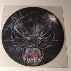 Discos de vinilo: VARIOUS - NEOPHYTE RECORDS SAMPLER VOL.3 (PICTURE DISC). Lote 142860530