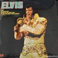 Discos de vinilo: ELVIS PRESLEY - FOOL- LP ESPAÑA 1973 EDICIÓN DIFÍCIL. Lote 142867526