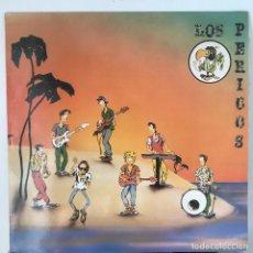 Discos de vinilo: LOS PERICOS – LOS PERICOS _1987_ REGGAE ARGENTINO DE LOS 80'S COMO NUEVO. Lote 142878034