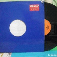Discos de vinilo: VARIOS (MEGA RAP) - ABUSADORA (THE BOYS FROM THE BOTTOM)_ESA CHICA ME VACILA - MAXI SPAIN 1994. Lote 142885098