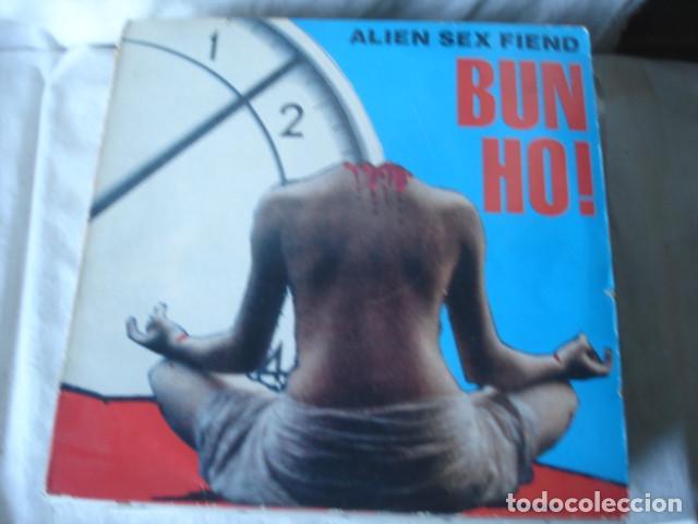 ALIEN SEX FIEND BUN HO! (Música - Discos de Vinilo - Maxi Singles - Pop - Rock - New Wave Extranjero de los 80)